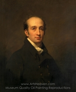 Alexander Maconochie of Meadowbank painting reproduction, Sir Henry Raeburn