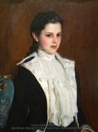 Alice Vanderbilt Shepard painting reproduction, John Singer Sargent
