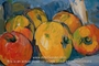 Apples by Paul Cézanne