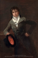 Bartolome Sureda y Miserol painting reproduction, Francisco De Goya