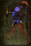 Black Triangle painting reproduction, Wassily Kandinsky