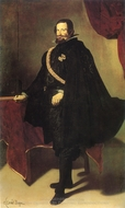 Count Duke of Olivares painting reproduction, Diego Velazquez