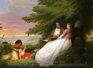 Domestic Felicity painting reproduction, William E. Winner