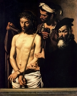 Ecce Homo painting reproduction, Caravaggio