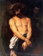 Ecce Homo painting reproduction, Sir Anthony Van Dyck