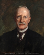 Edward Guthrie Kennedy painting reproduction, William Merritt Chase