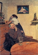 Ennui painting reproduction, Walter Sickert