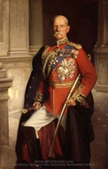 Frederick Sleigh Roberts, 1st Earl Roberts painting reproduction, John Singer Sargent