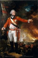 General George Eliott painting reproduction, Mather Brown