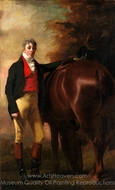 George Harley Drummond painting reproduction, Sir Henry Raeburn