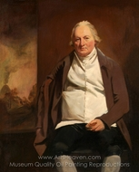 John Gray of Newholm painting reproduction, Sir Henry Raeburn