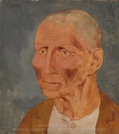 Josep Fondevila painting reproduction, Pablo Picasso (inspired by)