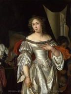 Judith painting reproduction, Eglon Hendrik Van Der Neer