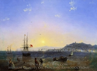 Kerch painting reproduction, Ivan Aivazovskiy