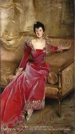 Mrs. Hugh Hammersley painting reproduction, John Singer Sargent