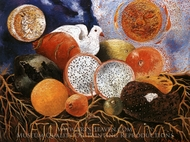 Naturaleza Viva painting reproduction, Frida Kahlo