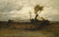 Near the Coast painting reproduction, Robert Swain Gifford