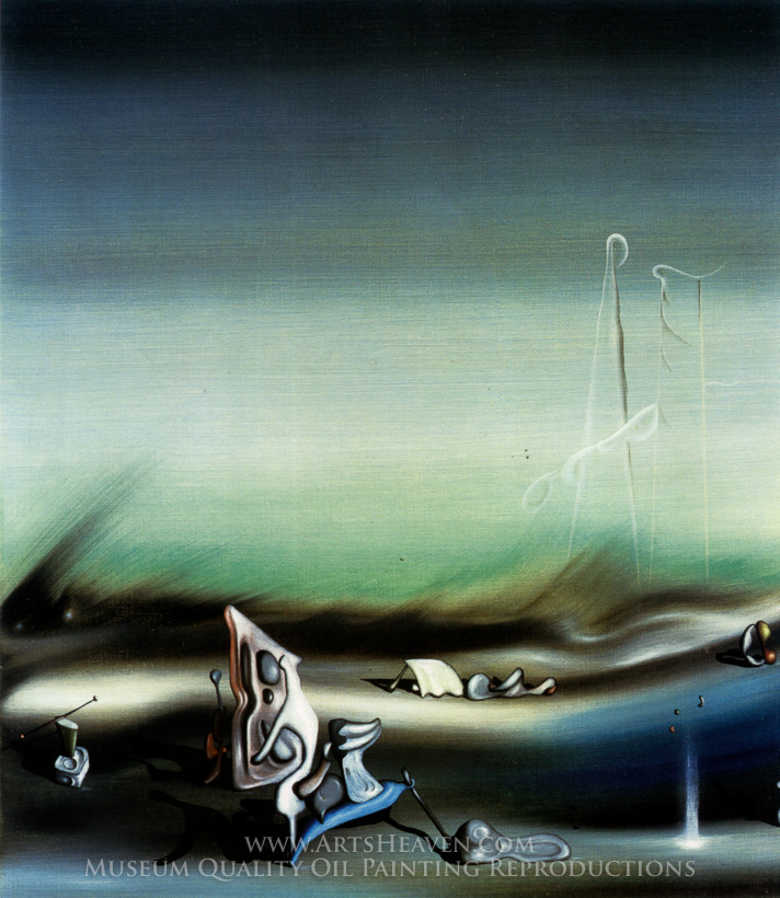 Yves Tanguy Most Famous Painting