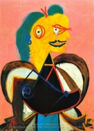 Portrait de Lee Miller painting reproduction, Pablo Picasso (inspired by)