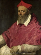 Portrait of a Cardinal painting reproduction, Scipione Pulzone