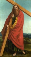 Saint Andrew painting reproduction, Gaudenzio Ferrari