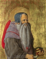 Saint Jerome painting reproduction, Giorgio Schiavone