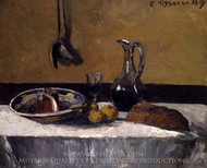 Still Life painting reproduction, Camille Pissarro