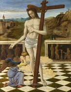 The Blood of the Redeemer painting reproduction, Giovanni Bellini