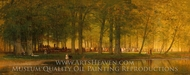 The Camp Meeting painting reproduction, Worthington Whittredge