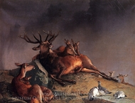 The Highland Nurses painting reproduction, Sir Edwin Landseer