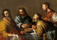 The Last Supper painting reproduction, Lambert Jacobsz