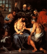 The Mocking of Christ painting reproduction, Sir Anthony Van Dyck