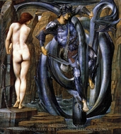 The Perseus Series the Doom Fulfilled painting reproduction, Edward Burne-Jones
