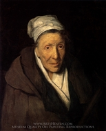 The Woman with Gambling Mania painting reproduction, Theodore Gericault