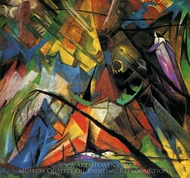 Tyrol painting reproduction, Franz Marc