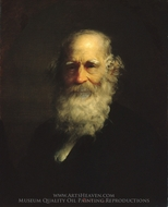 William Cullen Bryant painting reproduction, Thomas Le Clear