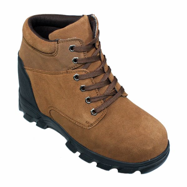 CALDEN - K332022 - 4.9 Inches Taller (Nubuck Brown) - Discontinued
