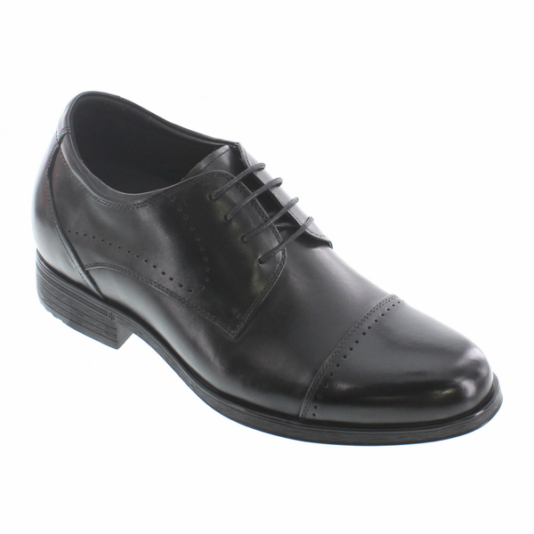CALTO - G1201 - 3 Inches Taller (Black) - Size 7 / 9 / 11.5 Only
