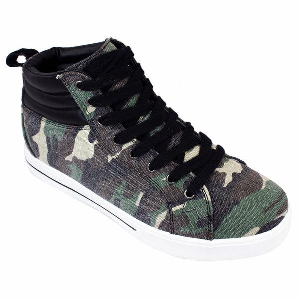 TOTO - F052 - 2.4 Inches Taller (Camouflage Pattern Canvas) - Discontinued