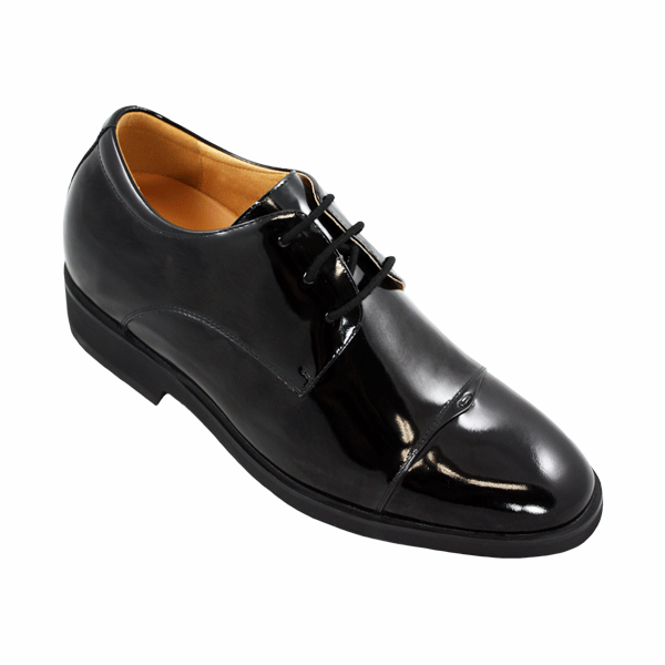 TOTO - X5502 - 2.6 Inches Taller (Black Patent Leather) - Super Lightweight - Discontinued