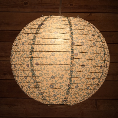Paper lighting Spherical 14 Asian Import Store 14