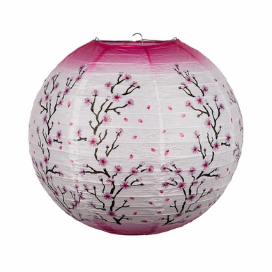 14 Pink Cherry Blossom Tree Anese Paper Lantern From Asianimport At The Best Bulk Whole Prices