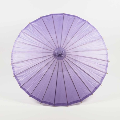 32 Lavender Paper Parasol Umbrellas On Sale Now Chinese Japanese