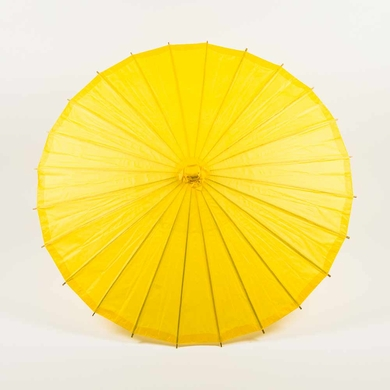 28 Yellow Paper Parasol Umbrellas On Sale Now Chinese Japanese