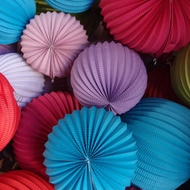 Accordion Paper Lantern Balls