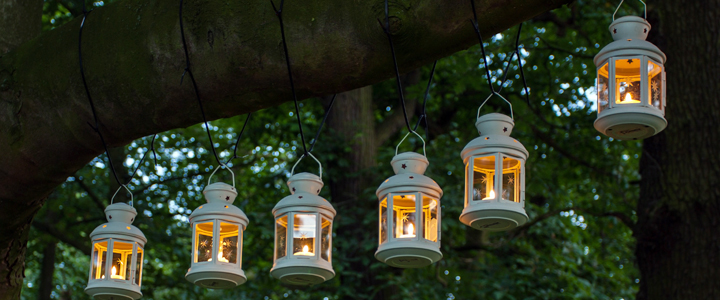 Candle Holders and Lanterns