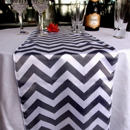 Chevron Pattern Table Runners