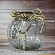 Decorative Glass Bottles and Vases