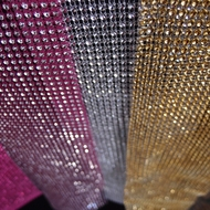 Diamond Rhinestone Ribbon Wrap Rolls