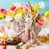 Easter Egg Hunt Decor
